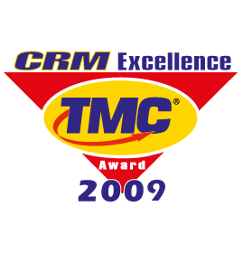 CRM Excellence Awards<br />Winner of the CRM Excellence Awards 2009<br />Technology Marketing Corporation - TMC<br />2009