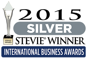 International Business Awards 2015: Stevie Winner - Silber