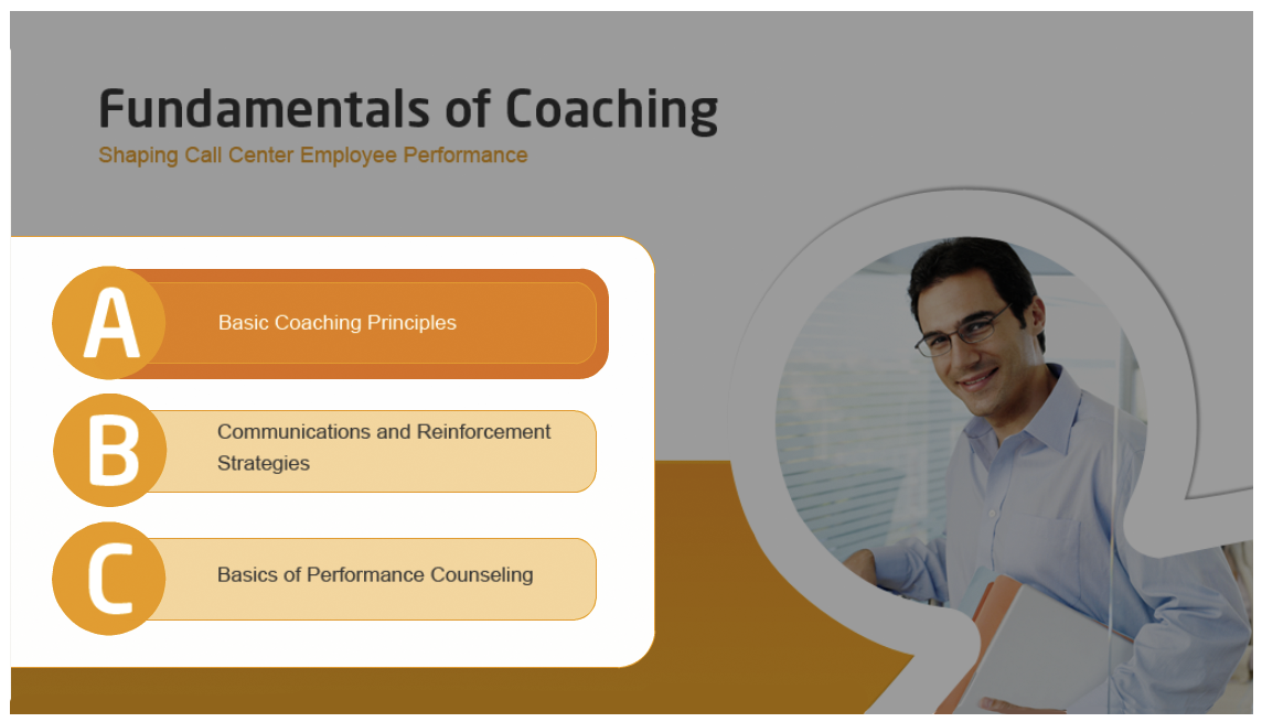The Call Center School Course: Performance Coaching
